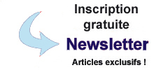 newsletter T.A.S : inscription gratuite